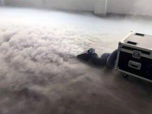 مه سنگین