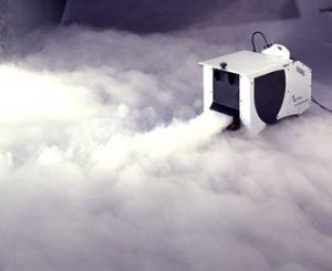 دستگاه مه سنگین
